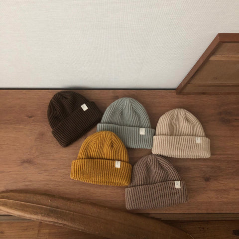 Baby Toddler Beanie - 5 colors