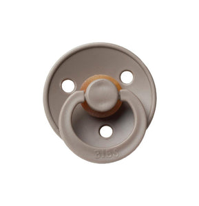 Bibs Pacifier- Dark Oak