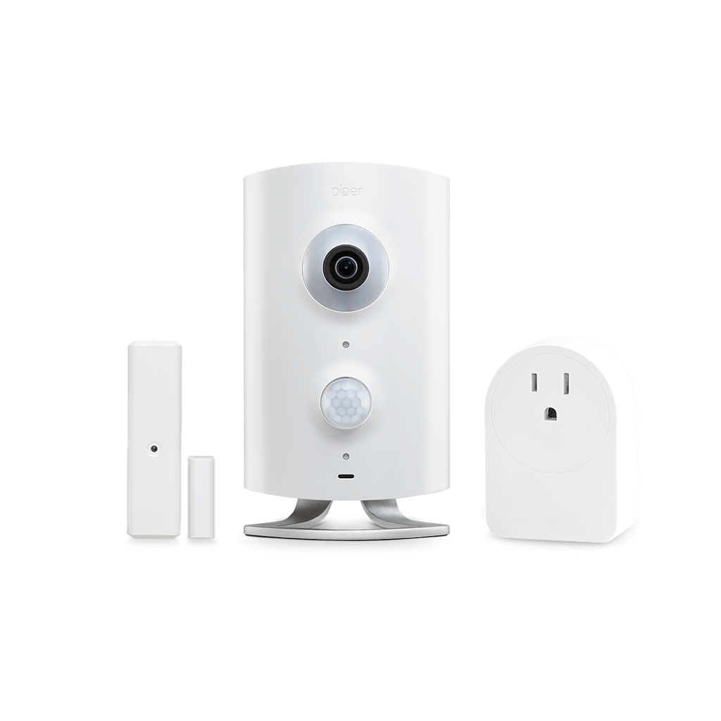 Piper nv Home Automation Bundle (White)