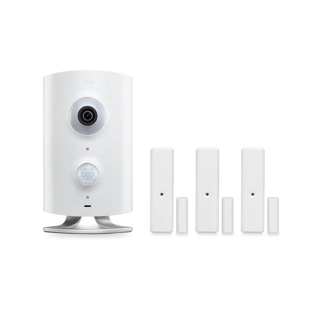 Piper nv Security Bundle (White)