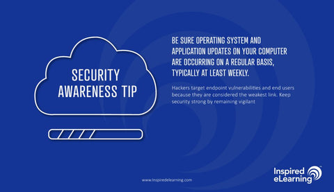 10 Security Awareness Tips Screensavers