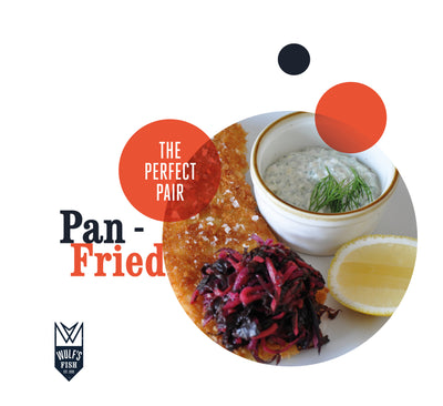 The Perfect Pair: Pan-Fried