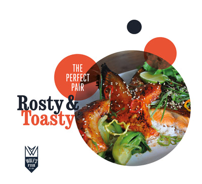 The Perfect Pair: Roasty & Toasty