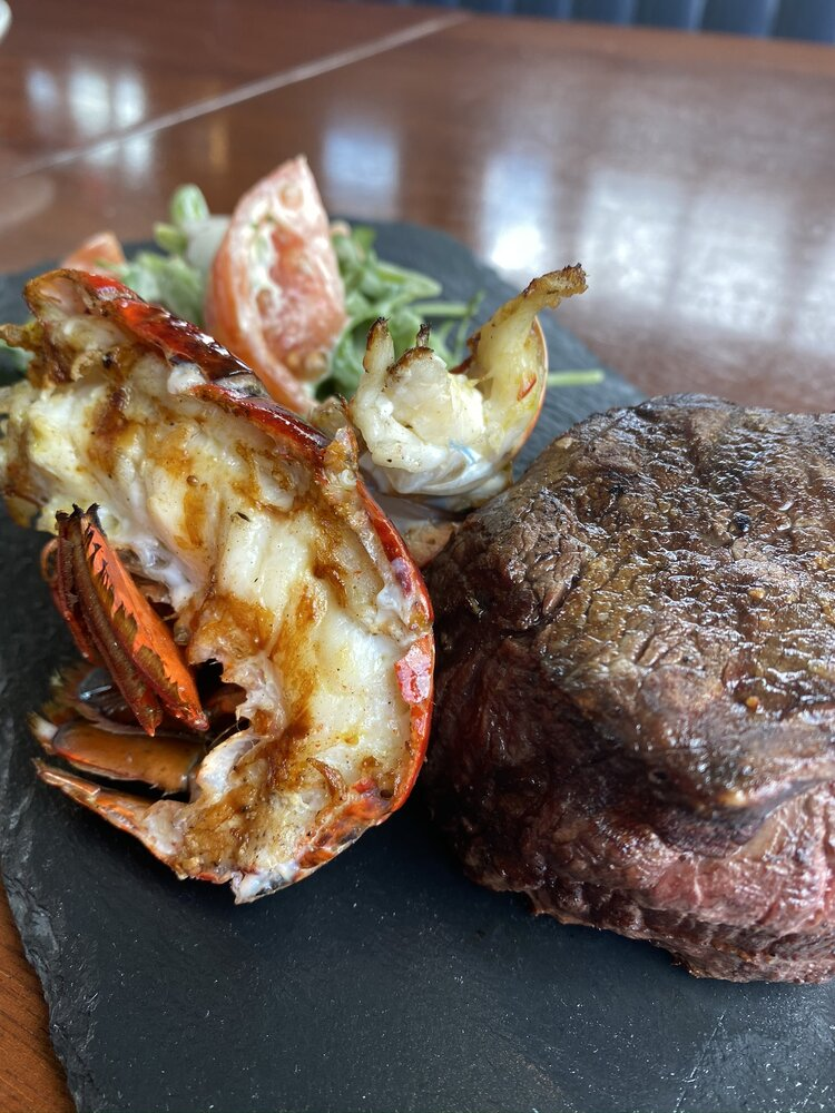 Chefs at Home: Surf & Turf