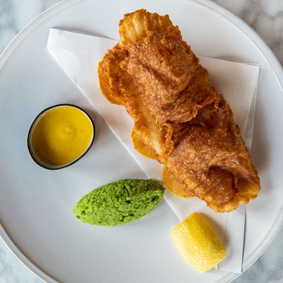 Chefs at Home: Suncoast Tilapia Fish and Chips