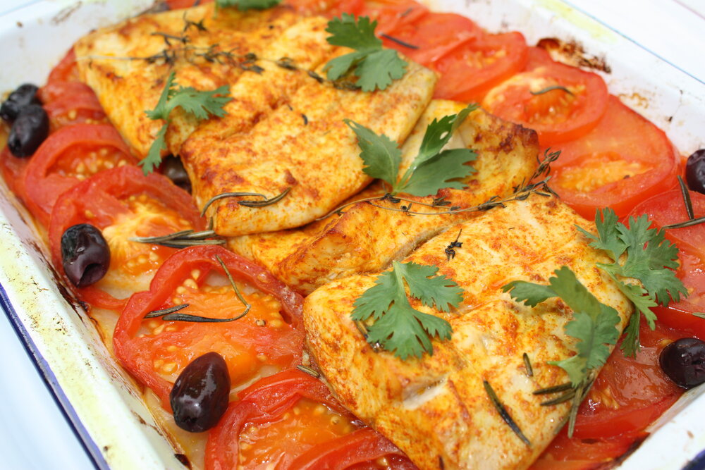 Wulf's Kitchen: Mediterranean Fish Tagine
