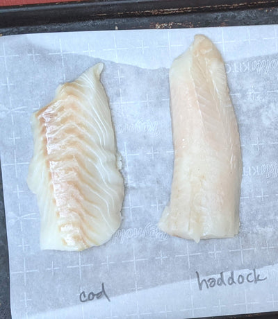Haddock v Cod — A 10-Year-Old Fish Expert Helps Describe the Difference