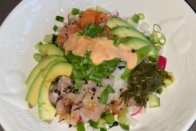 Chefs at Home: (Video) Poke Bowls