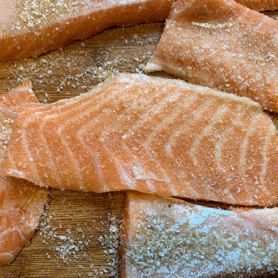 Nordic Blu Salmon Bellies