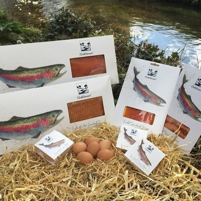 Smoked ChalkStream Rainbow Trout