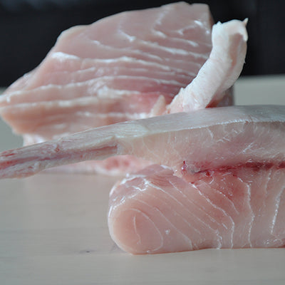 Swordfish Chops