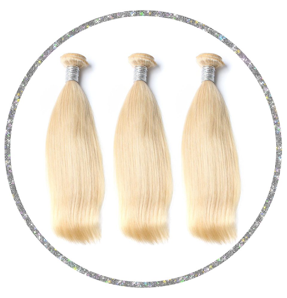 613 Blonde Straight Bundles Deals