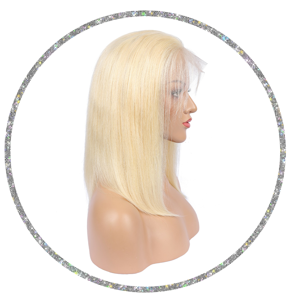 Brazilian 613 Straight Frontal Wig