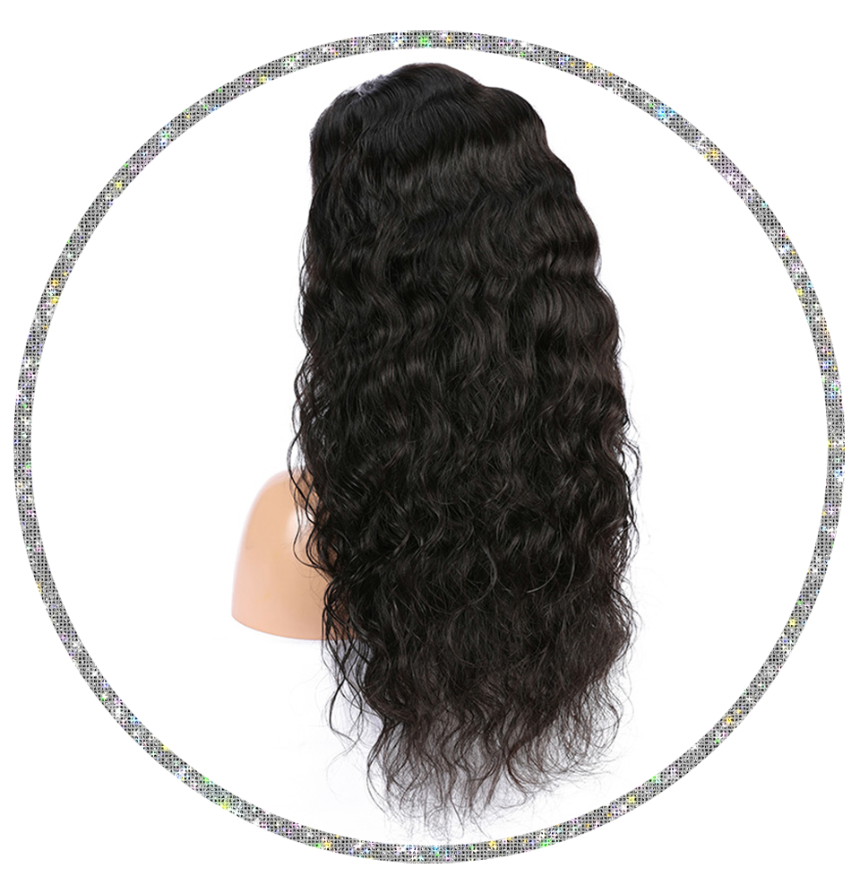 Brazilian Body Wave 4x4 Closure Wig