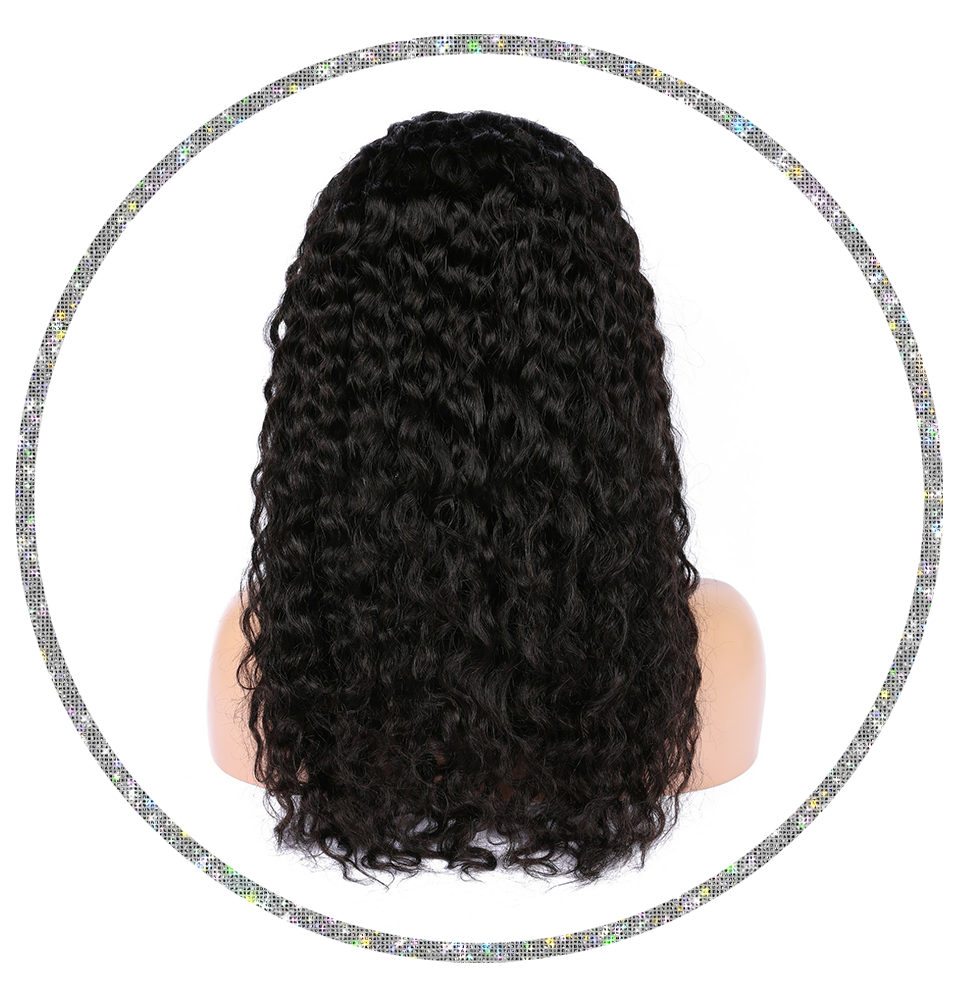Brazilian Loose Wave 13x4 Frontal Wig