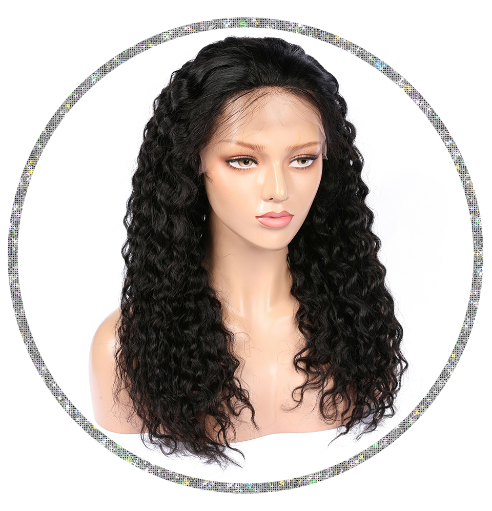 Brazilian Loose Wave 13x6 Frontal Wig
