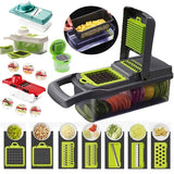 Creative Multi-Functional Vegetable and Fruits Helper