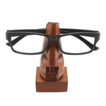 Handmade Wooden Glasses Holder