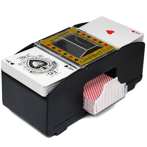 Handy Card Shuffler