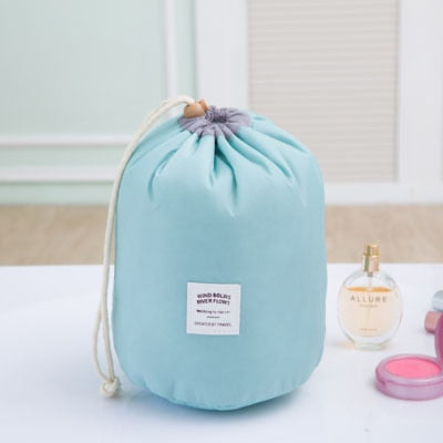 Exclusive Waterproof Makeup and Toiletries Bucket Bag