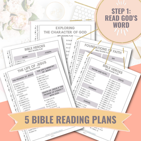 Family Bible Study Toolkit: Bible Study Templates for the Whole Family
