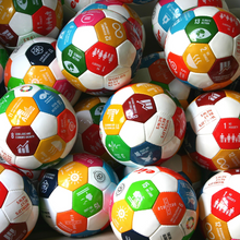 Load image into Gallery viewer, 1 x Official Global Goals Ball