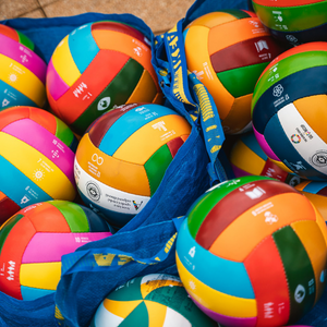 1 x SDG beach volleyball
