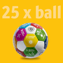 Load image into Gallery viewer, 25 x SDG soccer ball