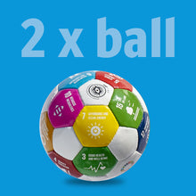 Load image into Gallery viewer, 2 x SDG soccer ball