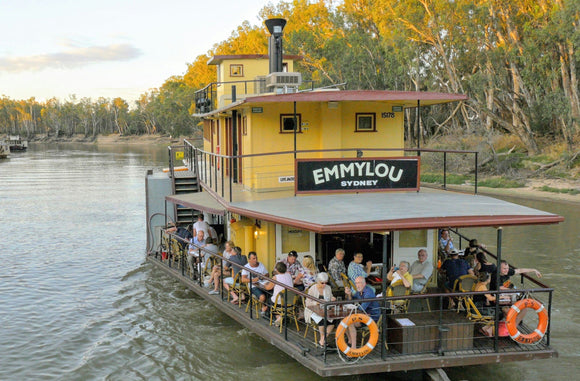 Redgums on PS Emmylou | 2 Hour Cruise & Lunch Package