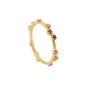 LAVANA GOLD RING