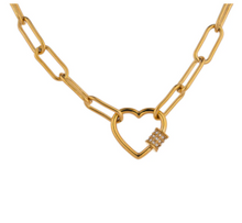 Load image into Gallery viewer, JABEL GOLD NECKLACE