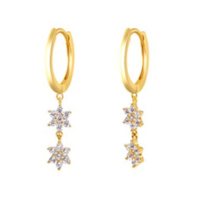 ADAGIO GOLD EARRINGS