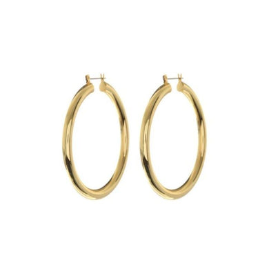 AMALFI TUBE HOOPS