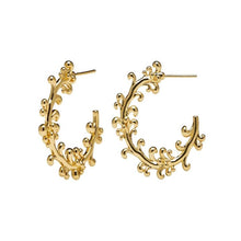 Load image into Gallery viewer, AMALFI GOLD EARRINGS