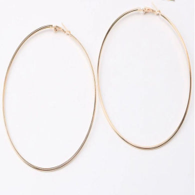 BLOOM GOLD EARRINGS