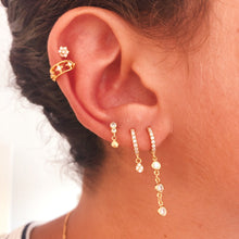 Load image into Gallery viewer, BREIZ GOLD EARRING