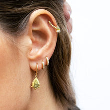 Load image into Gallery viewer, CELINE GOLD EARRINGS