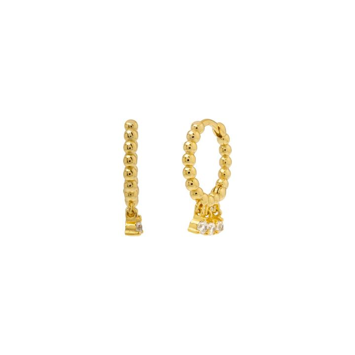 CELINE GOLD EARRINGS