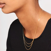 Load image into Gallery viewer, NIA GOLD NECKLACE