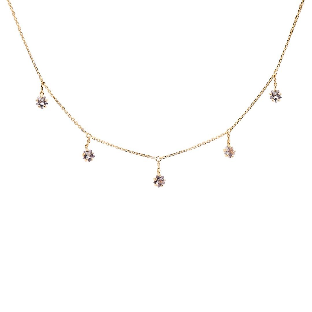 HALLEY GOLD NECKLACE
