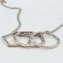 Load image into Gallery viewer, COLLANA TRINITY NECKLACE