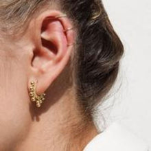 Load image into Gallery viewer, DISCO FEVER GOLD EAR CUFF