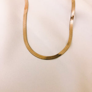 GENESIS GOLD NECKLACE