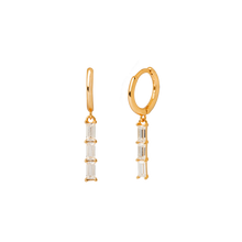 Load image into Gallery viewer, OFELIA GOLD EARRINGS