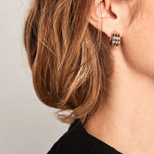 Load image into Gallery viewer, PURE GOLD EARRINGS