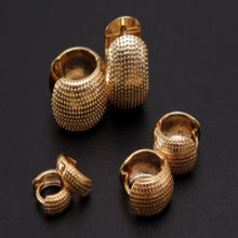 Load image into Gallery viewer, SIMBA L GOLD EARRINGS