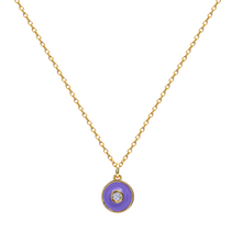 Load image into Gallery viewer, MALVA MAJEURE GOLD NECKLACE