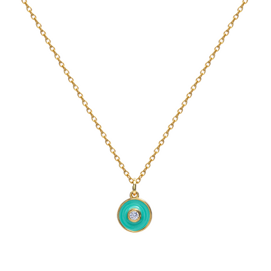 MINT MAJEURE GOLD NECKLACE