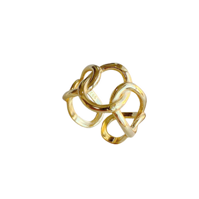 BERTA GOLD RING